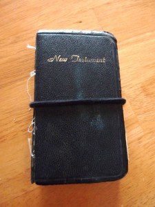 Dad's Bible Banded